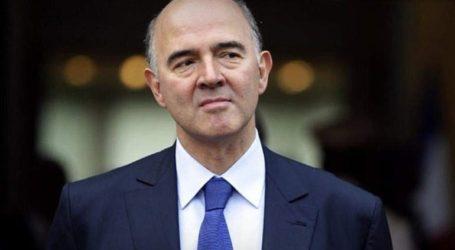 Μοσκοβισί: Η Ελλάδα έχει σημειώσει «μεγάλη πρόοδο»