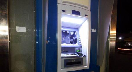 Άγνωστοι έκλεψαν ολόκληρο το ΑΤΜ από το ταχυδρομικό πρακτορείο στην Κατοχή Μεσολογγίου