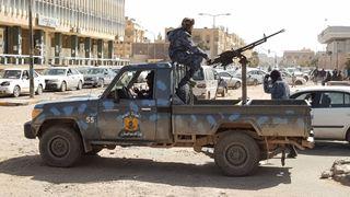 Συγκρούσεις στα νότια της Τρίπολης