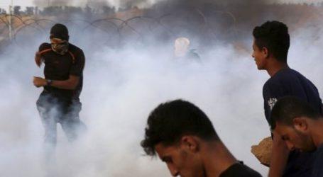 Τουλάχιστον 83 άνθρωποι τραυματίστηκαν σε συγκρούσεις στα σύνορα με το Ισραήλ