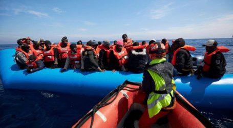 Οι μητέρες και τα παιδιά αρνούνται να αποβιβαστούν από το πλοίο Alan Kurdi