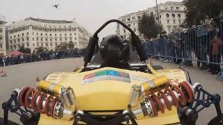 Αγωνιστικό υπερθέαμα σήμερα στην Πλατεία Αριστοτέλους από την Aristotle Racing Team