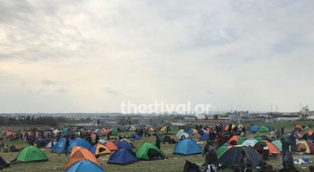 Ξεκίνησαν οι αποχωρήσεις προσφύγων από τον άτυπο καταυλισμό των Διαβατών