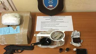 Σύλληψη ημεδαπών για κατοχή 127 γραμμαρίων κάνναβης στην Κέρκυρα