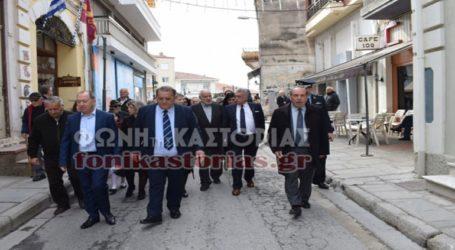 Σιωπηρή πορεία μνήμης για τη χαμένη Εβραϊκή κοινότητα Καστοριάς στο Άουσβιτς