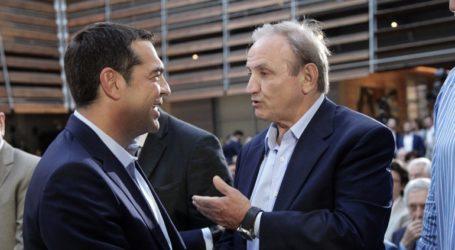 Τζουμάκας μετά τη συνάντηση με Τσίπρα: Προχωράμε όλοι μαζί