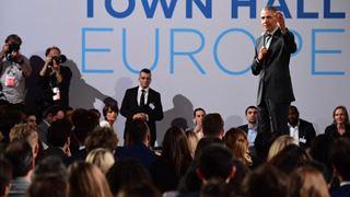 Την κινητοποίηση των νέων για το κλίμα ζήτησε ο Μπαράκ Ομπάμα από το Βερολίνο