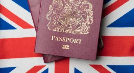 Το Λονδίνο ξεκίνησε να εκδίδει διαβατήρια χωρίς την ένδειξη «Ευρωπαϊκή Ένωση»