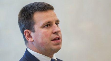 Το κόμμα του απερχόμενου πρωθυπουργού Ράτας συμμάχησε με το ακροδεξιό EKRE
