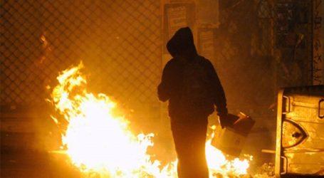 Επιθέσεις με μολότοφ στο Πολυτεχνείο και τα Εξάρχεια