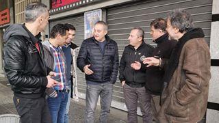 Συνάντηση με πολίτες των Αμπελοκήπων είχε ο υποψήφιος δημοτικός σύμβουλος με τον Κ. Μπακογιάννη, Ανδρέας Κωνσταντάτος