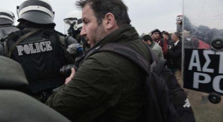 Ξυλοδαρμό φωτορεπόρτερ στα Διαβατά καταγγέλλει η Ένωση Φωτορεπόρτερ Ελλάδος