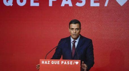 Οι Σοσιαλιστές οδεύουν να αναδειχθούν πρώτο κόμμα στις βουλευτικές εκλογές της 28ης Απριλίου