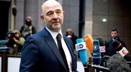 Aισιόδοξος o Μοσκοβισί ότι η Βρετανία δεν θα αποχωρήσει χωρίς συμφωνία στις 12 Απριλίου