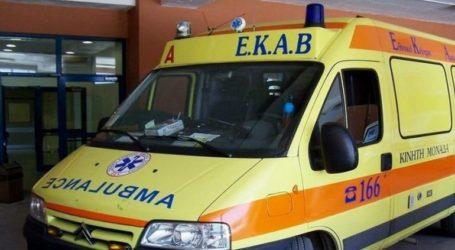 Νεκρός ηλικιωμένος που έπεσε από τον δεύτερο όροφο πολυκατοικίας στο κέντρο της Θεσσαλονίκης