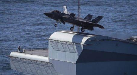 Οι Βρετανοί φέρνουν στην Κύπρο τα F-35