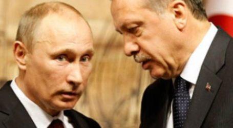 Ο Ερντογάν θα συζητήσει με τον Ρώσο ομόλογό του μια πιθανή τουρκική στρατιωτική επιχείρηση στη Συρία
