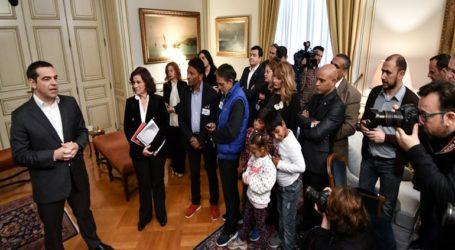 «Δημιουργούμε πλέγμα πολιτικών στήριξης των συμπολιτών μας Ρομά»