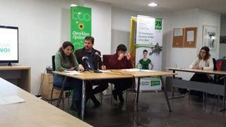 Τους υποψήφιους ευρωβουλευτές και τις 10 προτεραιότητές τους για την Ευρώπη ανακοίνωσαν οι Οικολόγοι Πράσινοι