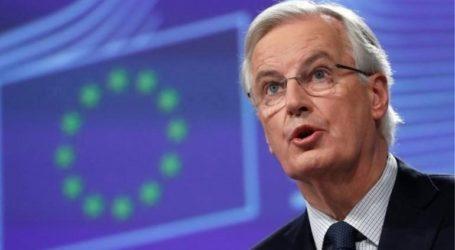 Ο Μπαρνιέ ελπίζει ότι οι διακομματικές συνομιλίες θα παράγουν θετικά αποτελέσματα για το Brexit