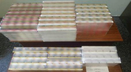 Κατασχέθηκε παράνομο φορτίο με 12,6 εκατ. τσιγάρα στο λιμάνι