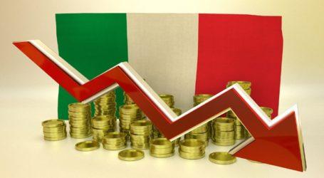 Στο 0,2% μείωσε η ιταλική κυβέρνηση την πρόβλεψή της για ανάπτυξη φέτος