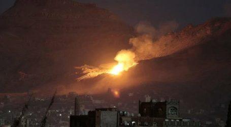 Η συμμαχία υπό τη διοίκηση της Σαουδικής Αραβίας βομβάρδισε θέσεις των Χούθι στη Σαναά