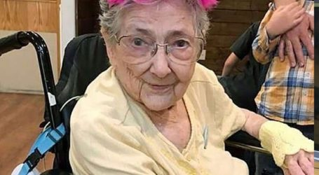 Γυναίκα έζησε έως τα 99 με τα όργανά της σε λάθος θέσεις