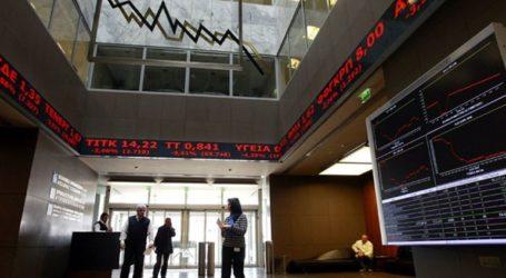 Πτωτικές τάσεις στο Χρηματιστήριο Αθηνών