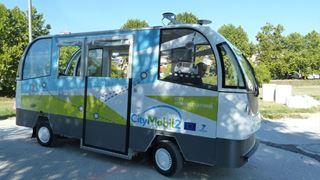 Έρχονται τα λεωφορεία χωρίς οδηγό με εξελιγμένη τεχνολογία 5G