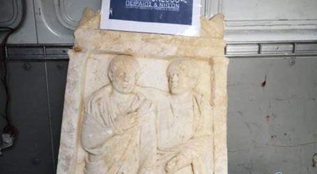 Νέα εξάρθρωση σπείρας αρχαιοκαπηλίας με τη συμβολή του Γιώργου Τσούκαλη