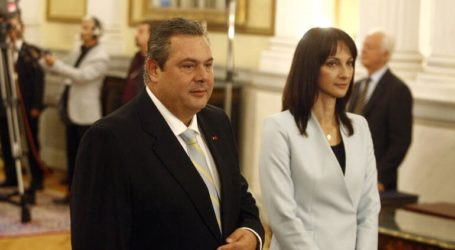 Καμμένος για Κουντουρά και Δανέλλη: «Πολιτικοί συνοδοί πολυτελείας»