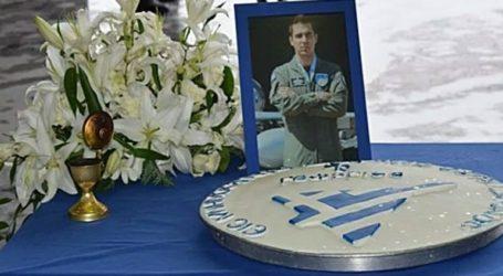 Επιμνημόσυνη δέηση στη μνήμη του σμηναγού Γ. Μπαλταδώρου πραγματοποιήθηκε στη Σκύρο