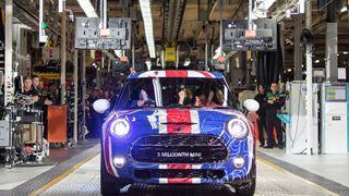 Το γκρουπ BMW αύξησε τις πωλήσεις του κατά 2,8% τον Μάρτιο