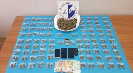 Επιχείρηση της ΕΛ.ΑΣ. στα Εξάρχεια για ναρκωτικά