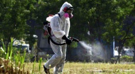 Συνεχίζεται το πρόγραμμα καταπολέμησης κουνουπιών της Περιφέρειας Αττικής στο Νότιο Τομέα Αθήνας