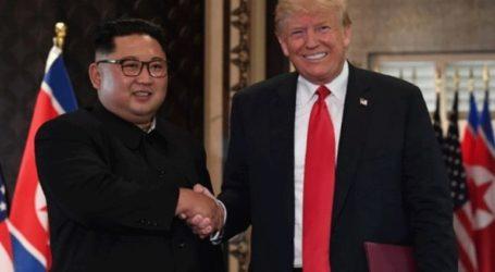 Ο Τραμπ αφήνει ανοιχτό το ενδεχόμενο μιας νέας συνάντησης με τον Κιμ Γιονγκ Ουν