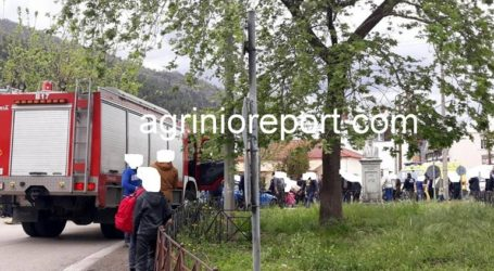 IX παρέσυρε μαθήτριες στο Αγρίνιο