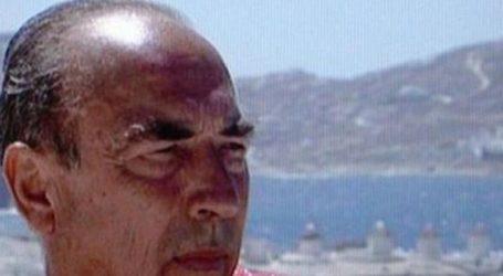 Έφυγε από τη ζωή η θρυλική φυσιογνωμία της Μυκόνου, ο Μάκης Ζουγανέλης