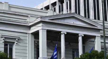 Συνάντηση αντιπροσωπειών των ΥΠΕΞ της Ελλάδας και της Τουρκίας στην Αθήνα