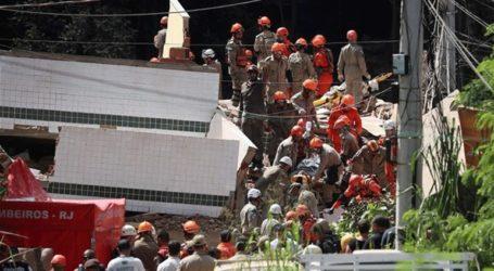 Δύο νεκροί από την κατάρρευση κτηρίων σε φαβέλα