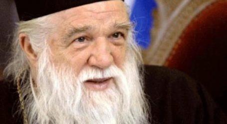 «Η Εκκλησία θα στηρίξει τον Κουρουμπλή»