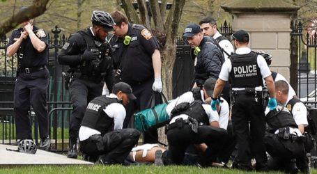 Άνδρας αυτοπυρπολήθηκε έξω από τον Λευκό Οίκο