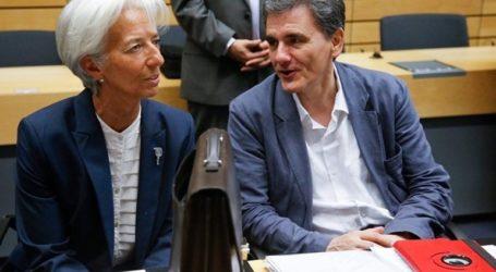 Τετ α τετ Τσακαλώτου – Λαγκάρντ για την πρόωρη μερική αποπληρωμή των δανείων του ΔΝΤ