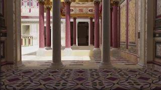 Άνοιξε μετά από δέκα χρόνια το παλάτι του Νέρωνα