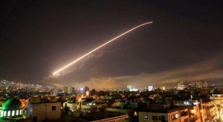 Συριακές αντιαεροπορικές δυνάμεις αναχαίτισαν πυραύλους ισραηλινών μαχητικών