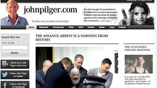 Η σύλληψη Assange είναι προειδοποίηση της Iστορίας