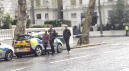 Πυροβολισμοί κοντά στην πρεσβεία της Ουκρανίας στο Λονδίνο