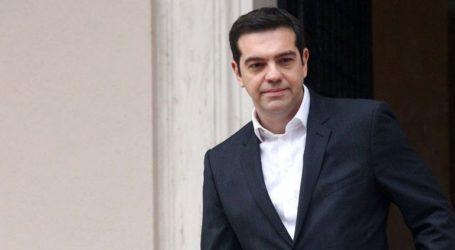 Στο Αμμάν ο Αλέξης Τσίπρας για την αυριανή Τριμερή Σύνοδο Κορυφής Ελλάδας-Κύπρου-Ιορδανίας
