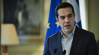 Ο Αλ. Τσίπρας στην Τριμερή Σύνοδο Ελλάδας-Κύπρου-Ιορδανίας